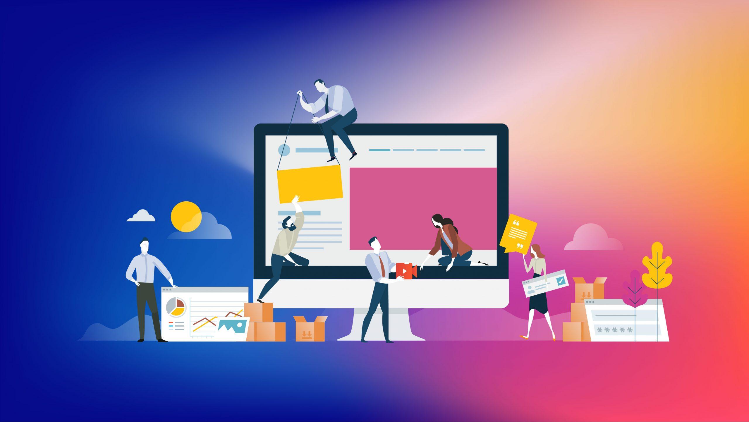 Lĩnh vực thương mại điện tử có nên thực hiện SEO Landing Page? - Chin Media