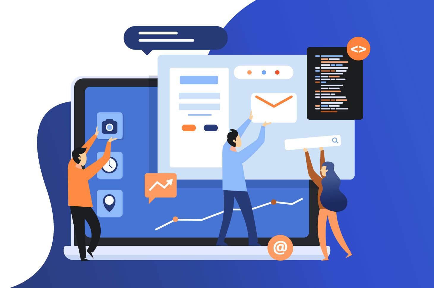 Tầm quan trọng của trải nghiệm người dùng trên website đối với doanh nghiệp  - Letweb - Letweb